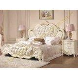 Кровать Элиза, цвет бежевый