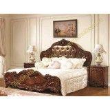 Кровать Элиза, цвет орех