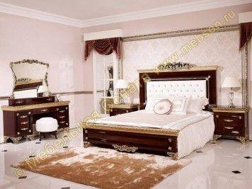 Спальня Федерика