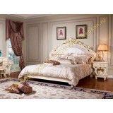 Кровать Офелия, цвет бежевый