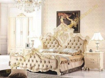 Спальня Росселла