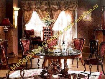 Столы и стулья Карпентер