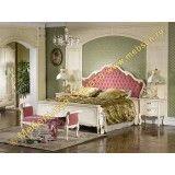 Кровать Изабель, изголовье ткань