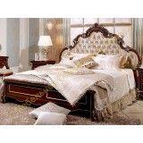 Кровать Провен, цвет орех