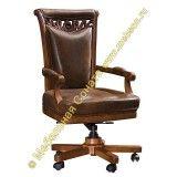 Кресло рабочее Carpenter 230 walnut