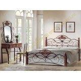 Металлическая кровать Мария