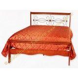 Металлическая кровать Жанна