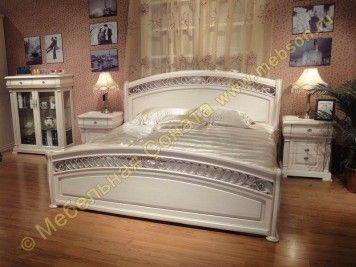 Спальня Notti 9901 white