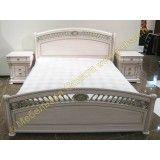 Кровать Notti 9901 white